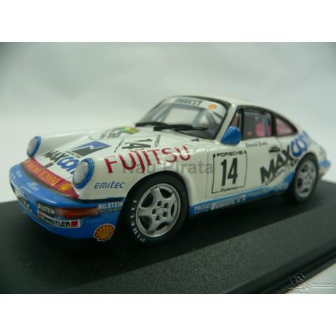 Porsche Fujiitsu Max com #14 Harold Grohs Paul's Model Art Minichamps