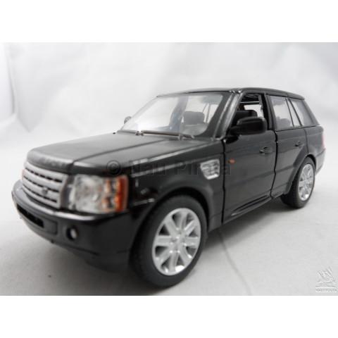 Range Rover Sport Preta 1:38 Kinsmart