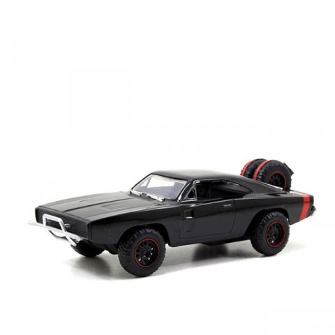 Velozes & Furiosos Dom's Dodge Charger R/T OffRoad 1:32 Jada
