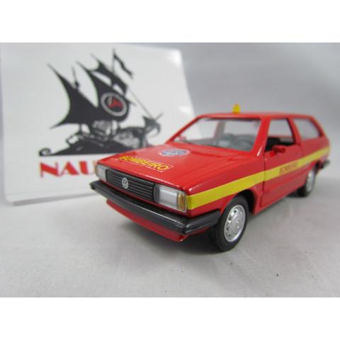 Volkswagen Parati LS 1983 Bombeiros Vermelha 1:43