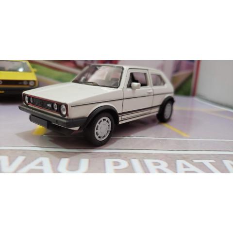 Volskwagen Golf MKI GTI 1980/1981 Bege Welly 1:38