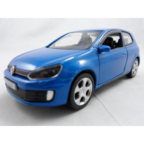 VW Golf GTI 2013 Azul 1:36 RMZ City