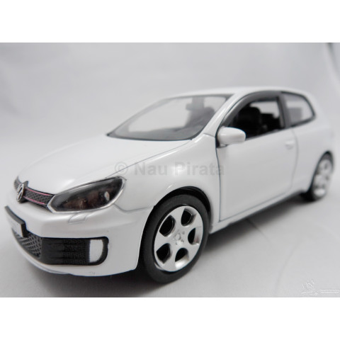 VW Golf GTI 2013 Branco 1:36 RMZ City