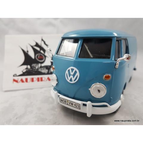 VW Kombi Type 2 (T1) Azul 1:24 MotorMax