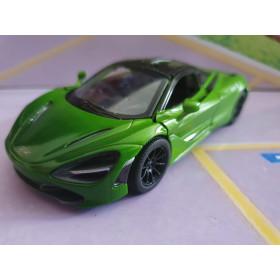 McLaren 720S Verde Kinsmart 1:36