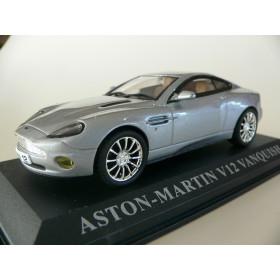 Aston-Martin V12 Vanquish 1:43 IXO