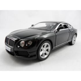 Bentley Continental GT V8 2012 Preto RMZ Citty 1:40