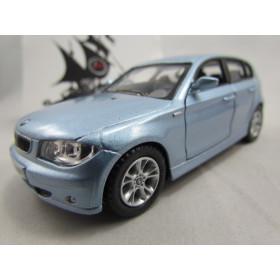 BMW Serie 1 Azul Cristal Kinsmart 1:34