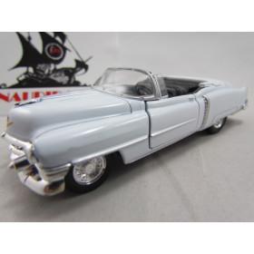 Cadillac Eldorado 1953 Branco Welly Conversível