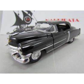 Cadillac Eldorado 1953 Preto Welly Fechado