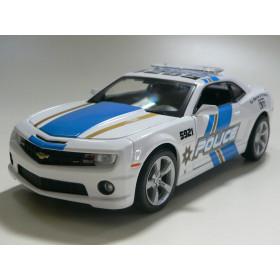 Camaro SS RS 2010 Polícia 1:24 Maisto