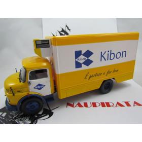 Caminhão Mercedes-Benz 1113 1968 Kibon 1:43 Ixo Models