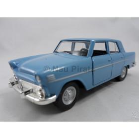 Carros Brasileiros - Nacionais II Aero Willys 2600 1965 1:43