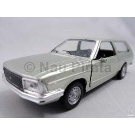 Carros Brasileiros - Nacionais II Ford Belina II L 1981 1:43