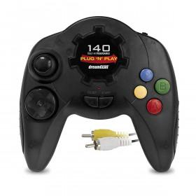 Dreamgear Dgun-2559 Myarcade 140 Game Plug N Play Controle