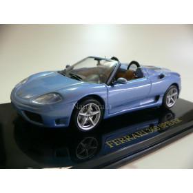 Ferrari 360 Spider Azul IXO 1:43
