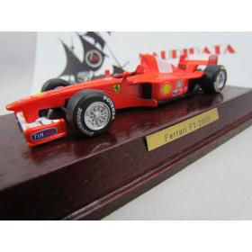 Ferrari F-1 (Fórmula One) F2000 Michael Schumacher Base Madeira RBA 1:43