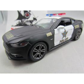 Ford Mustang Polícia GT 2015 Kinsmart 1:38