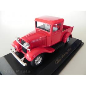 Ford PickUp 1934 Vermelha - Yatming 1:43