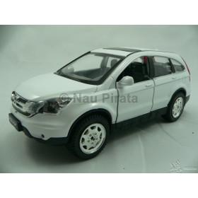 Honda CR-V CRV 2011 Branca 1:32 Real Collection c/ Luz e Som