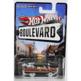 Hot Wheels Boulevard Case E - Amphicar - 1:64