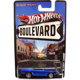 Hot Wheels Boulevard Case F -69 Chevy Camaro - 1:64