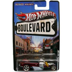 Hot Wheels Boulevard Case F - Rigor Motor - 1:64