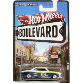 Hot Wheels Boulevard Case G -Underdogs Vairy 8- 1:64