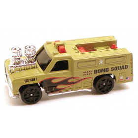 Hot Wheels Military Rods Case D #09 Rescue Ranger - 1:64
