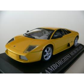 Lamborghini Murcielago Amarela 1:43 IXO