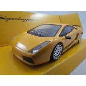 Lamborghini Superleggera Amarelo Mondo Motors 1:43