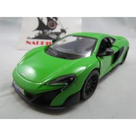 McLaren 675 LT Verde Kinsmart 1:36
