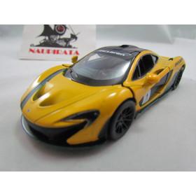 McLaren P1 Exclusive Edition Amarela Kinsmart 1:36