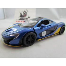 McLaren P1 Exclusive Edition Azul Kinsmart 1:36