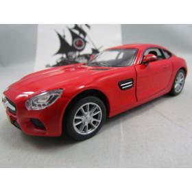 Mercedes-Benz AMG GT Vermelho Kinsmart  1:36