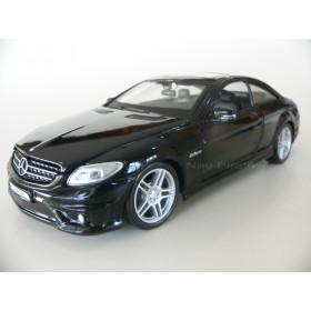 Mercedes-Benz CL63 AMG 2011 Preta Maisto 1:24