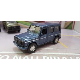 Mercedes-Benz G63 2003 Azul Rong Da Model Cars 1:43