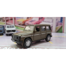 Mercedes-Benz G63 2003 Verde Militar  Rong Da Model Cars 1:43