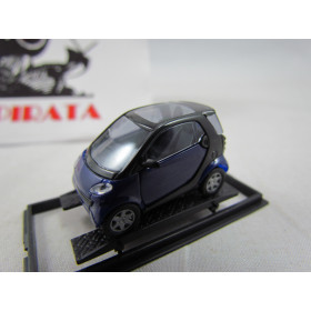 Mercedes-Benz Smart City Coupe Azul Busch 1:87