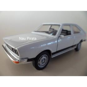 Miniatura Clássico Nacional VW Passat TS 1978 1:38