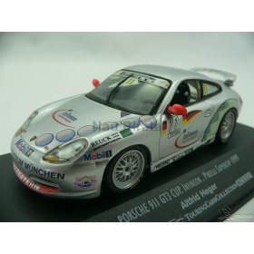 Porsche 911 GT3 CUP Infineon Pirelli Supercup #11 1999 Alttrid Heger Onyx