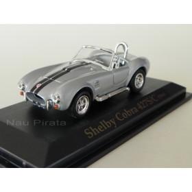 Shelby Cobra 427 S/C 1964 Prata - Yatming 1:43
