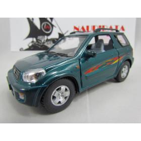 Toyota Rav4 2004 Verde Kinsmart 1:32