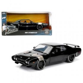 Velozes & Furiosos Dom's Plymouth GTX Edição Especial 1:32 Jada