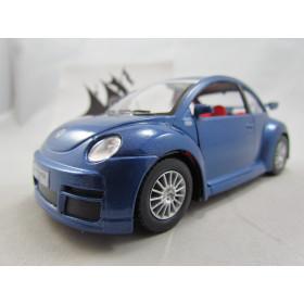 VW New Beetle (Fusca) RSI Azul Kinsmart 1:32