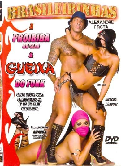 Dvd A Proibida Do Sexo Gueixa Do Funk Brasileirinhas Original