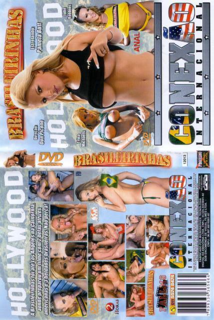 Dvd Conexao Internacional Brasileirinhas Original