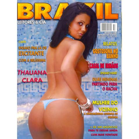 Revista Brazil Thauana Clara  ano 09 n 32  Original*