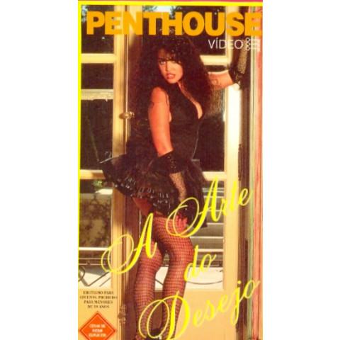 Vhs A Arte do Desejo Penthouse Original