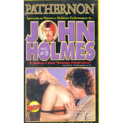 Vhs John Holmes The Big Leagues 3